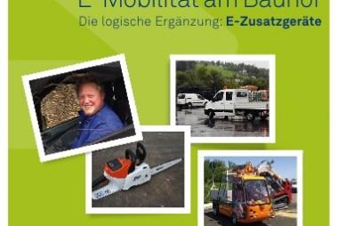 Leitfaden E-Mobilität am Bauhof